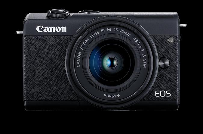 Canon EOS M200 Budget friendly mirrorless camera