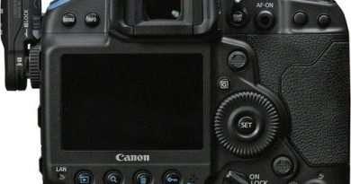 Canon EOS-1D X Mark III flagship DSLR camera