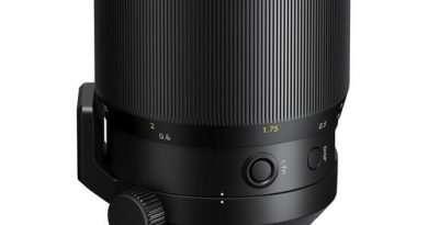 Nikon NIKKOR Z 58mm f-0-95 S Noct Lens for mirrorless cameras