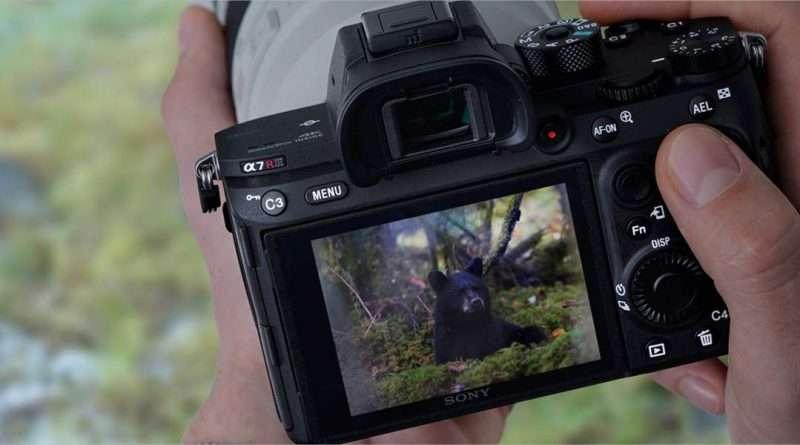 Sony a7r III 42.4 MP 4k Camera