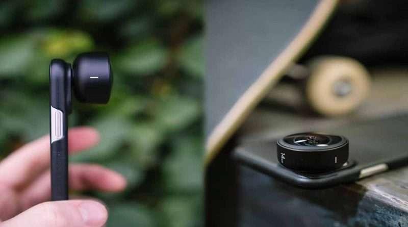 Moment 14mm Fisheye Lens for Smartphone like Iphone 11, Google Pixel, Oneplus