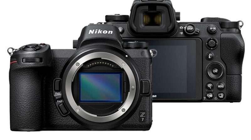 Nikon Z7 Full Frame Mirrorless Camera