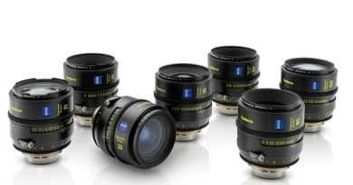 ZEISS Supreme Prime Radiance Lenses - high end cinema lenses