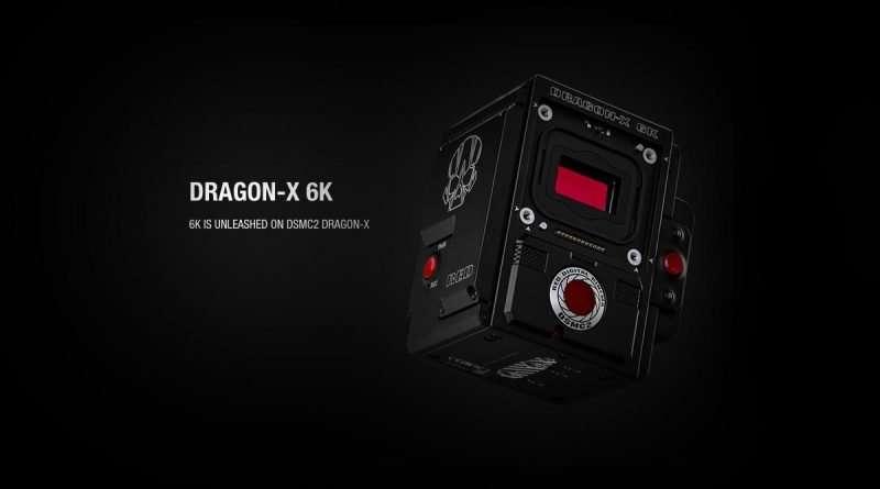 Red Dragon X 6k DSMC2 S35 Camera Brain