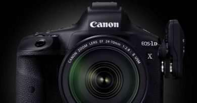 Canon EOS-1D Mark III full frame DSLR camera CES 2020