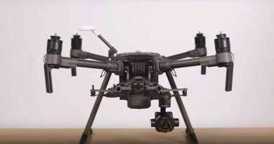 DJI Zenmuse XT S Thermal Imaging Drone