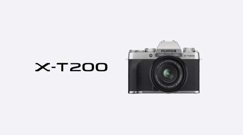 Fujifilm X-T200 mirrorless camera a successor to X-T100