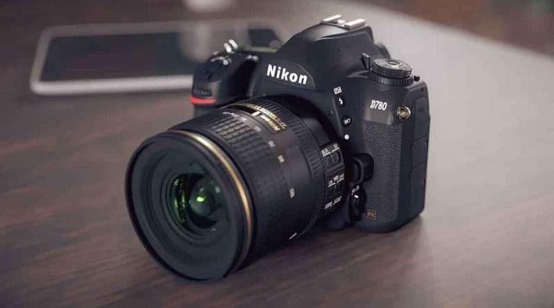 Nikon D780 DSLR full frame Camera 4k 30p 10 bit