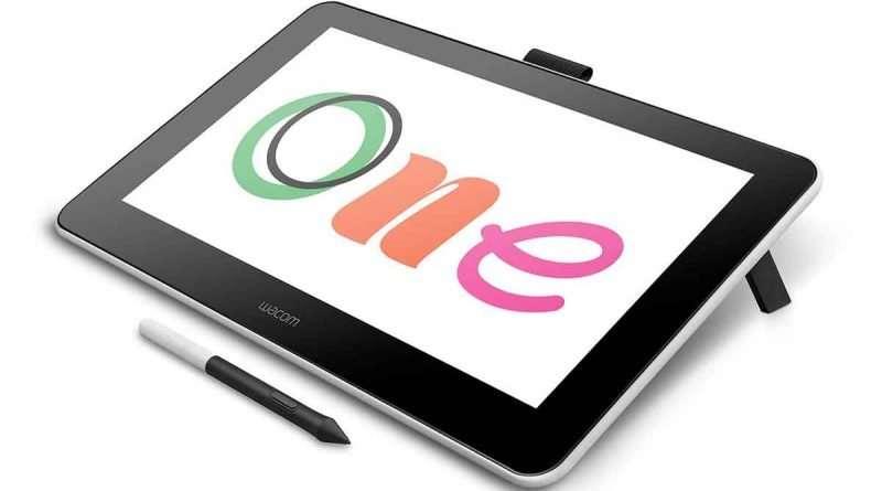 Wacom One Creative Pen Display Digital Tablet