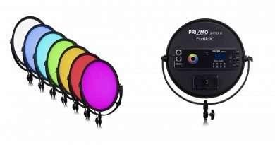 Fotodiox Pro Prizmo Jupiter18 PZM-700 RGBW+T LED Light