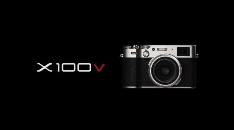Fujifilm X100V Digital APS-C Camera