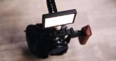 Lume Cube Panel Mini Bi-color LED light