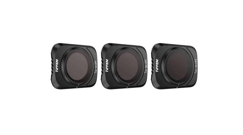 New Tiffen Filters for DJI Mavic Air 2