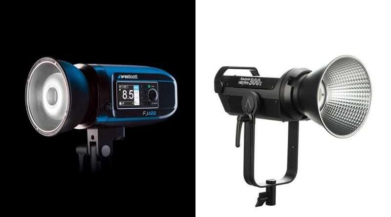 Flash vs Continuous lighting for studio portraits