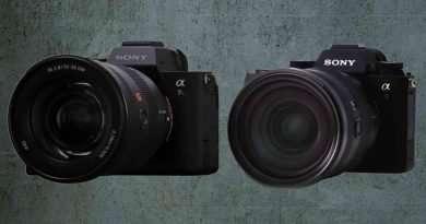 Sony A7S III vs Sony A9 II - Comparison