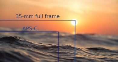 Full frame vs APS-C sensor cameras- Comparison